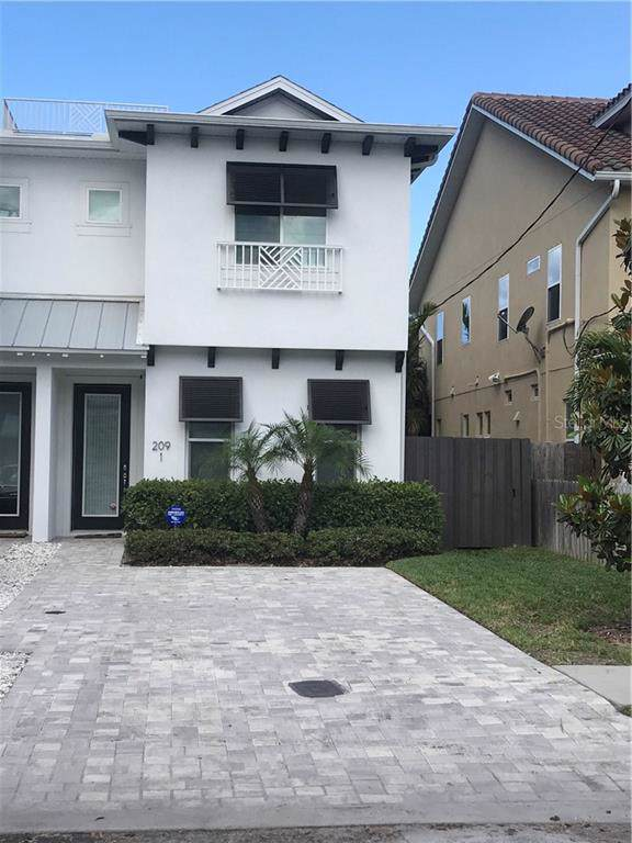 208 S Moody Avenue #1, Tampa, FL 33609 (MLS #T3188178) :: The Price Group
