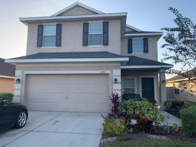 14437 Barley Field Drive, Wimauma, FL 33598 (MLS #T3188797) :: Dalton Wade Real Estate Group