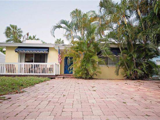 15508 1ST Street E, Redington Beach, FL 33708 (MLS #T3189149) :: Team Borham at Keller Williams Realty