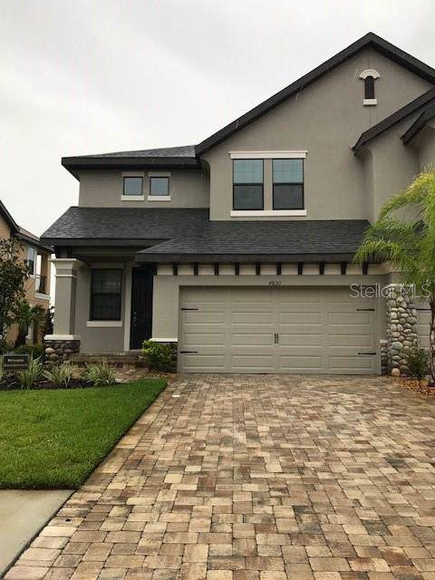4830 Wandering Way, Wesley Chapel, FL 33544 (MLS #T3191815) :: Team Bohannon Keller Williams, Tampa Properties