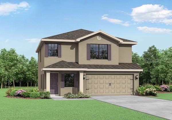 6921 Redbay Drive, Brooksville, FL 34602 (MLS #T3191929) :: Delgado Home Team at Keller Williams