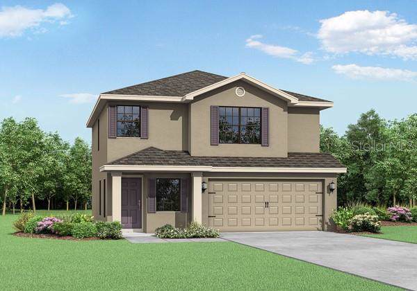 6921 Redbay Drive, Brooksville, FL 34602 (MLS #T3191929) :: The Brenda Wade Team