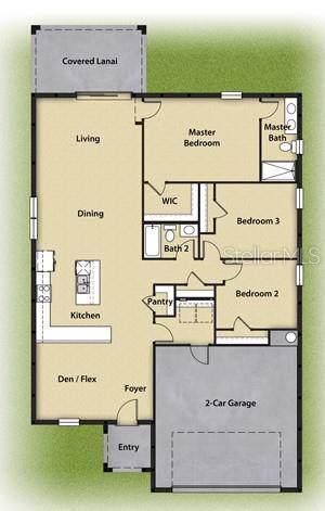 31364 Marigold Court, Brooksville, FL 34602 (MLS #T3192047) :: The Brenda Wade Team