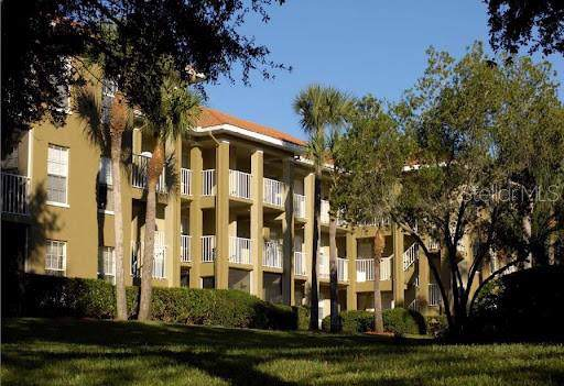 2690 Coral Landings Boulevard #715, Palm Harbor, FL 34684 (MLS #T3192315) :: The Duncan Duo Team