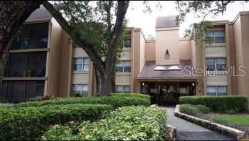 4411 Shady Terrace Lane #305, Tampa, FL 33613 (MLS #T3192453) :: Florida Real Estate Sellers at Keller Williams Realty