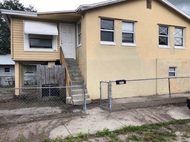 2901 N 19TH Street, Tampa, FL 33605 (MLS #T3192469) :: Team Bohannon Keller Williams, Tampa Properties