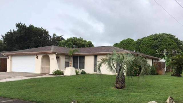 9006 Rainbow Lane, Port Richey, FL 34668 (MLS #T3192483) :: Gate Arty & the Group - Keller Williams Realty Smart