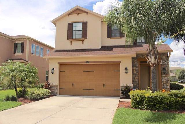 29267 Perilli Place, Wesley Chapel, FL 33543 (MLS #T3192937) :: Team Bohannon Keller Williams, Tampa Properties
