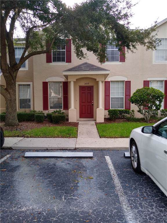 1409 Lyonshire Drive, Wesley Chapel, FL 33543 (MLS #T3193027) :: Team Bohannon Keller Williams, Tampa Properties