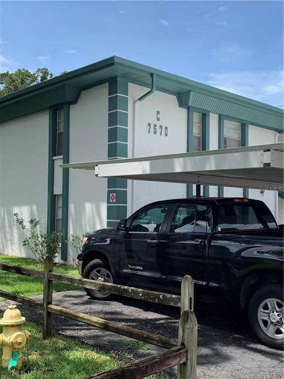 7570 92ND Street 201C, Seminole, FL 33777 (MLS #T3193421) :: Lock & Key Realty