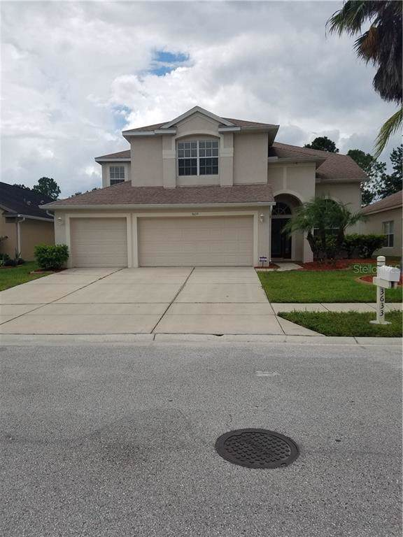 3633 Morgans Bluff Court, Land O Lakes, FL 34639 (MLS #T3193916) :: Team Bohannon Keller Williams, Tampa Properties