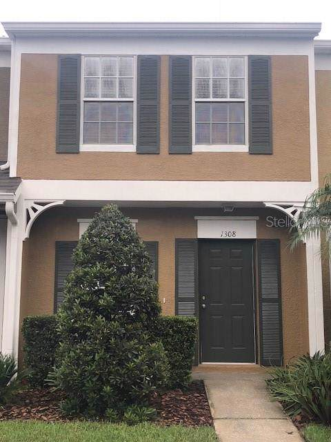 1308 Standridge Drive, Wesley Chapel, FL 33543 (MLS #T3194374) :: Team Bohannon Keller Williams, Tampa Properties