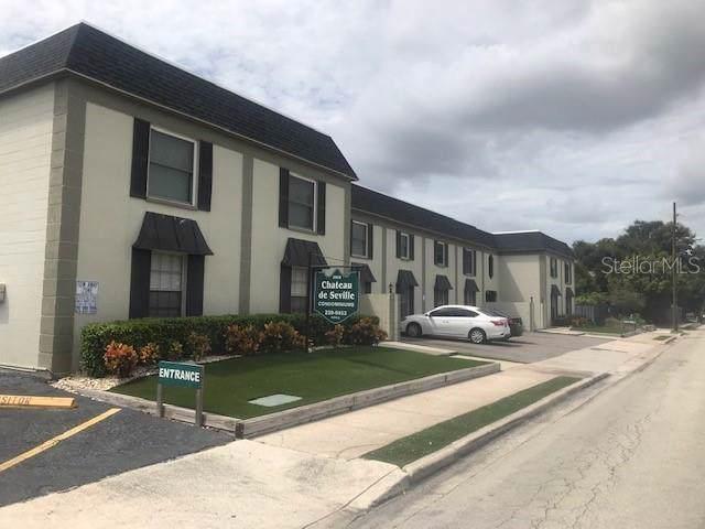 2808 W Azeele Street #209, Tampa, FL 33609 (MLS #T3198719) :: Premium Properties Real Estate Services