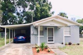 3606 E Grove Street, Tampa, FL 33610 (MLS #T3198950) :: Team Bohannon Keller Williams, Tampa Properties