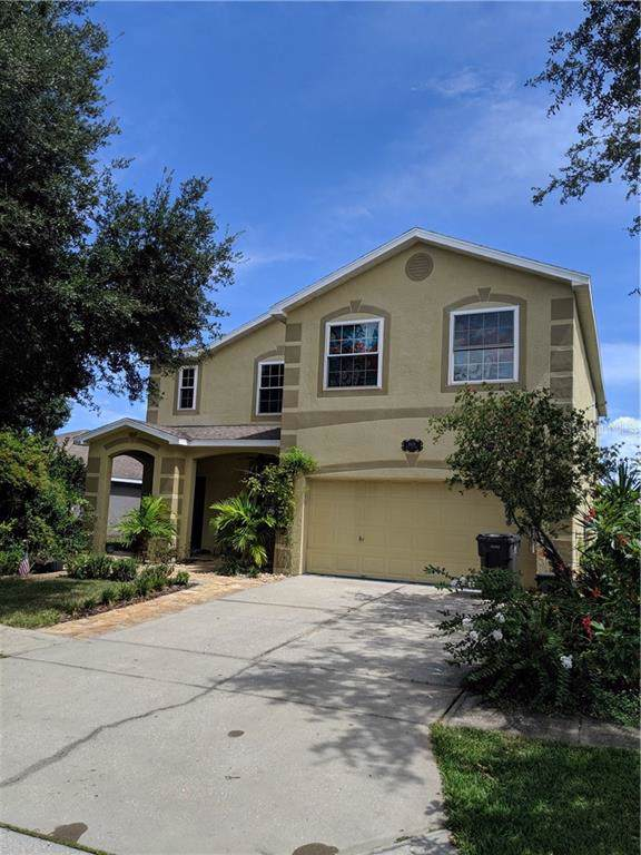 8518 Tidal Bay Lane, Tampa, FL 33635 (MLS #T3199749) :: Rabell Realty Group