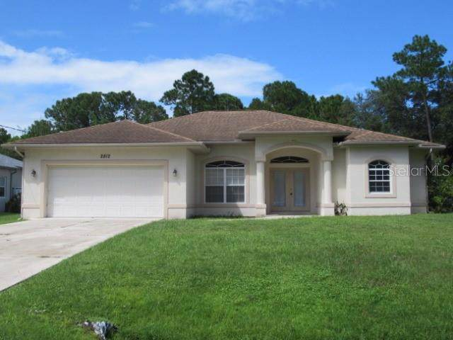 2812 Pascal Avenue, North Port, FL 34286 (MLS #T3203023) :: Florida Real Estate Sellers at Keller Williams Realty