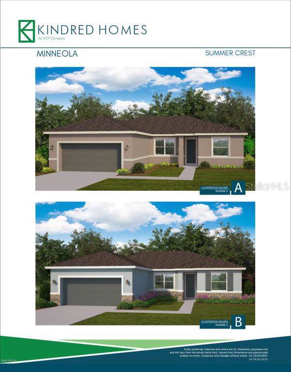 5257 SE 91ST Place, Ocala, FL 34480 (MLS #T3204584) :: Cartwright Realty