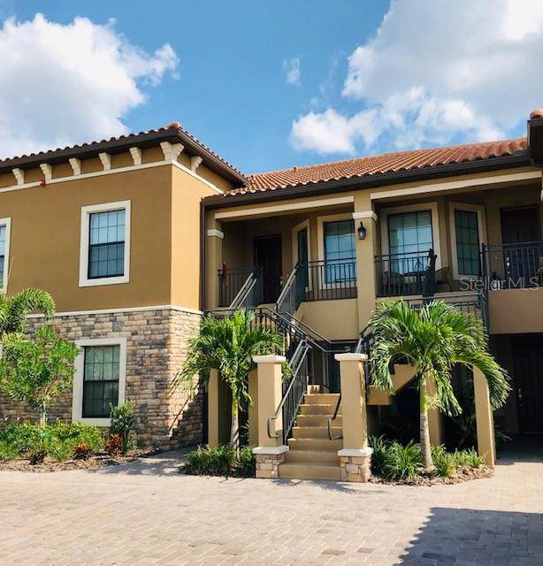 12710 Sorrento Way #203, Bradenton, FL 34211 (MLS #T3205898) :: The Comerford Group