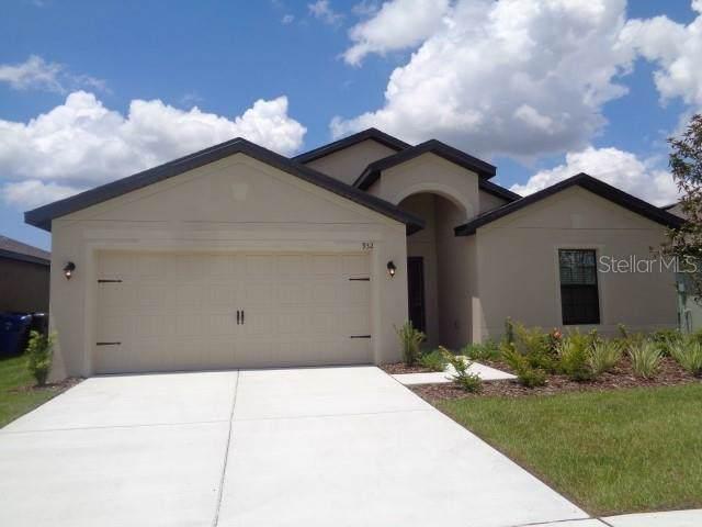 932 Wynnmere Walk Avenue, Ruskin, FL 33570 (MLS #T3205968) :: Team Bohannon Keller Williams, Tampa Properties