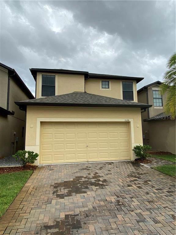 1126 Ballard Green Place, Brandon, FL 33511 (MLS #T3206062) :: Team Bohannon Keller Williams, Tampa Properties