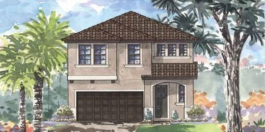 12898 Burns Drive, Odessa, FL 33556 (MLS #T3206242) :: Team Bohannon Keller Williams, Tampa Properties