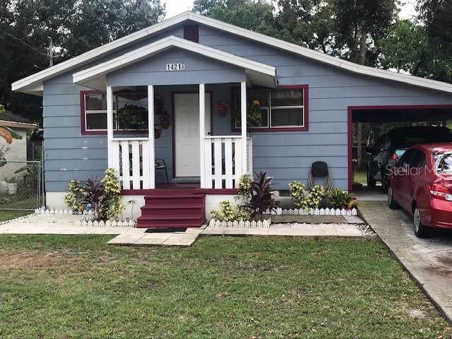 1421 E Linebaugh Avenue A, Tampa, FL 33612 (MLS #T3206436) :: Kendrick Realty Inc