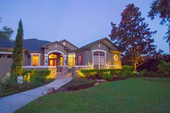 19738 Prince Benjamin Drive, Lutz, FL 33549 (MLS #T3207812) :: Rabell Realty Group