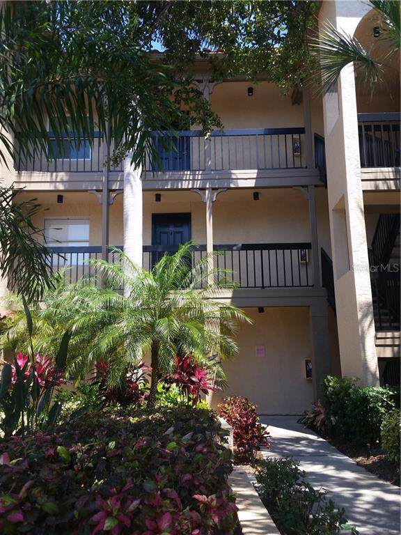2400 Feather Sound Drive #1025, Clearwater, FL 33762 (MLS #T3208395) :: Team Borham at Keller Williams Realty