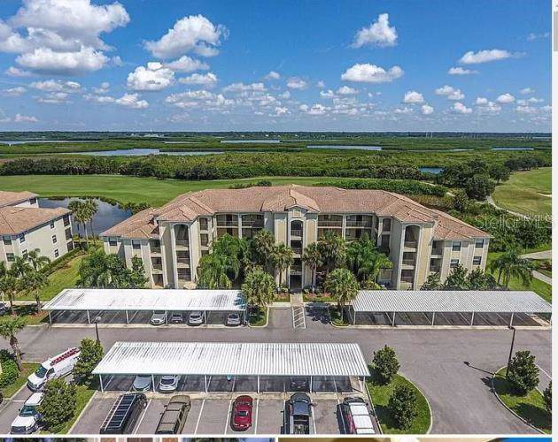 7019 River Hammock Drive #305, Bradenton, FL 34212 (MLS #T3208452) :: The Figueroa Team
