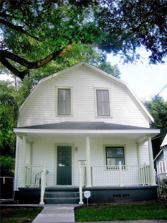 2812 N 10TH Street, Tampa, FL 33605 (MLS #T3208560) :: Premium Properties Real Estate Services