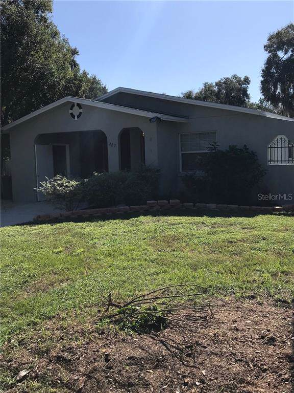403 W Cherry Street, Plant City, FL 33563 (MLS #T3209666) :: Gate Arty & the Group - Keller Williams Realty Smart