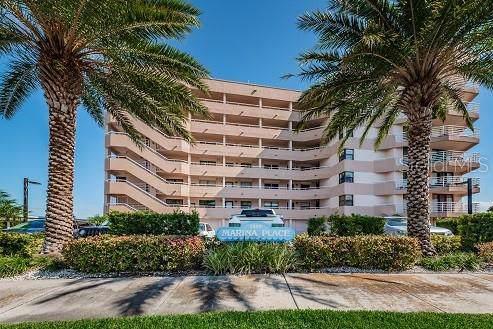 2539 Gary Circle #702, Dunedin, FL 34698 (MLS #T3209822) :: Burwell Real Estate