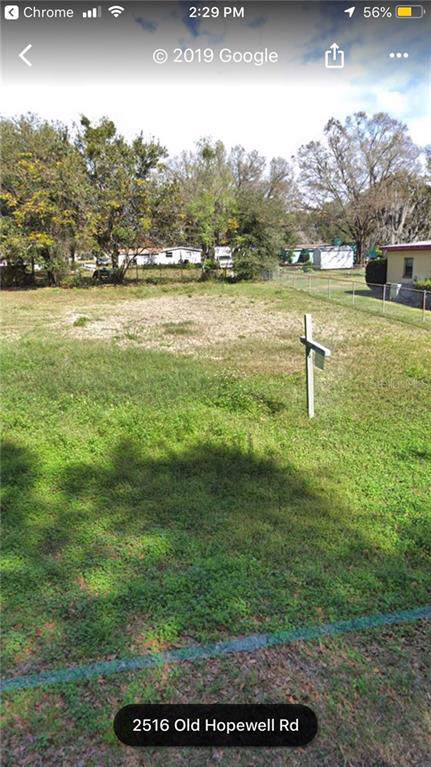2516 Old Hopewell Road, Plant City, FL 33567 (MLS #T3210136) :: The Light Team