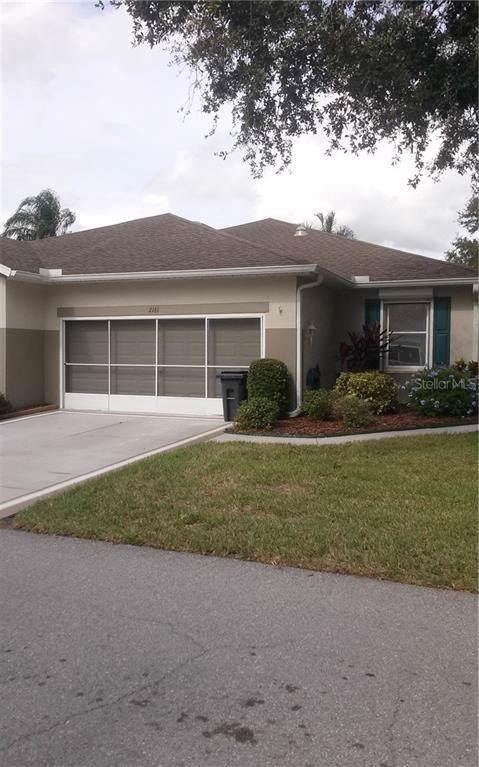 2161 Acadia Greens Drive #16, Sun City Center, FL 33573 (MLS #T3210281) :: Dalton Wade Real Estate Group