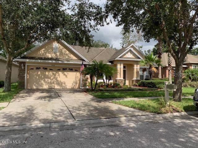 7438 Ambleside Drive, Land O Lakes, FL 34637 (MLS #T3210356) :: Team Bohannon Keller Williams, Tampa Properties