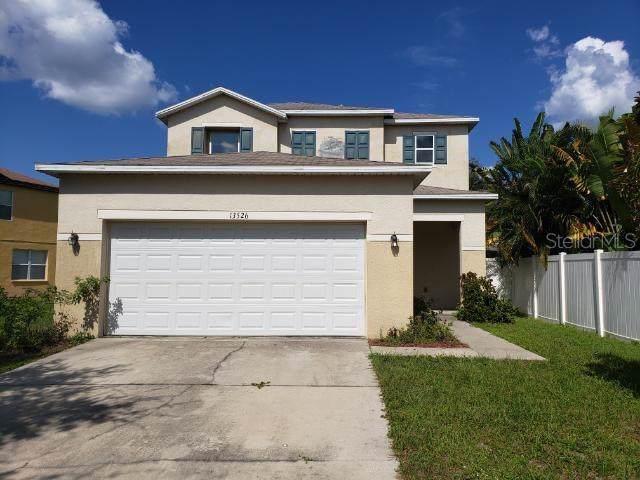 13526 Mango Bay Drive, Riverview, FL 33579 (MLS #T3210785) :: Dalton Wade Real Estate Group
