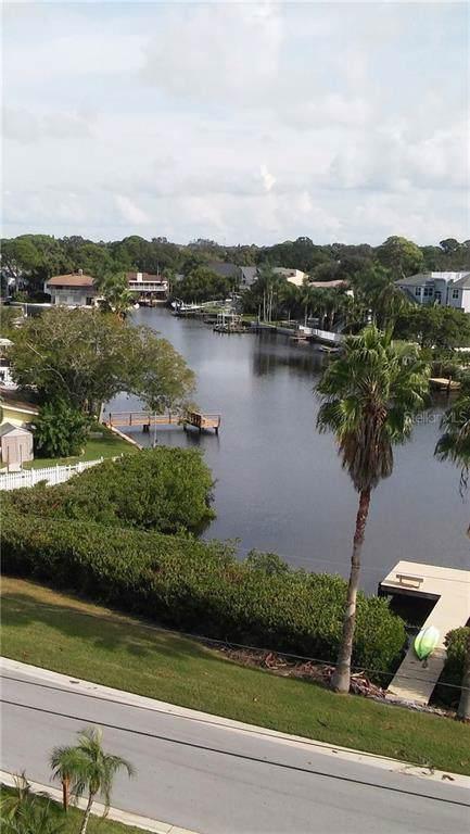 231 Lagoon Drive, Palm Harbor, FL 34683 (MLS #T3211735) :: Delgado Home Team at Keller Williams