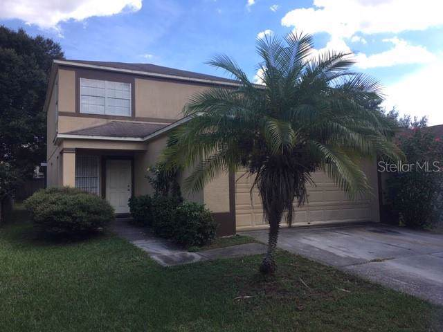 709 Periwinkle Pointe Place, Seffner, FL 33584 (MLS #T3213473) :: The Duncan Duo Team