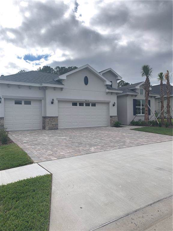 19608 Lonesome Pine Drive, Land O Lakes, FL 34638 (MLS #T3213505) :: 54 Realty