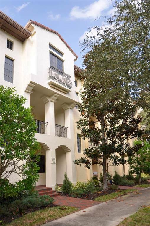 6039 Printery Street #105, Tampa, FL 33616 (MLS #T3213577) :: Team Bohannon Keller Williams, Tampa Properties