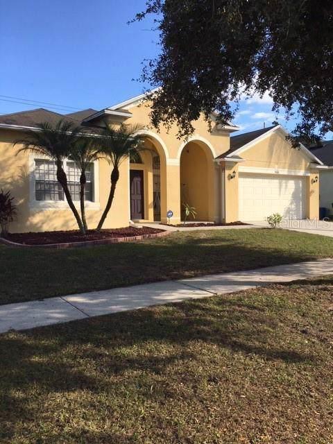 9406 Laurel Ledge Drive, Riverview, FL 33569 (MLS #T3213657) :: Team Bohannon Keller Williams, Tampa Properties