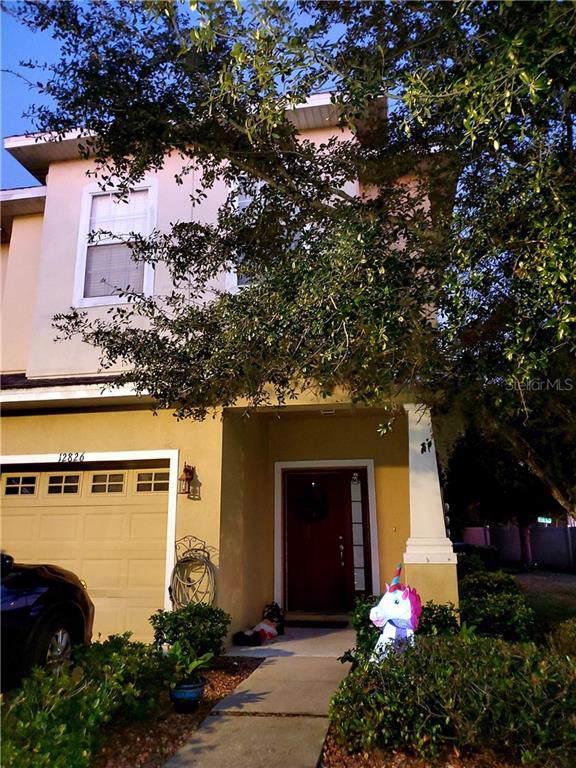 12826 Belvedere Song Way, Riverview, FL 33578 (MLS #T3213714) :: Team Bohannon Keller Williams, Tampa Properties