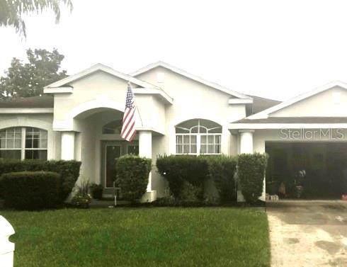 22102 Red Jacket Lane, Land O Lakes, FL 34639 (MLS #T3213932) :: 54 Realty