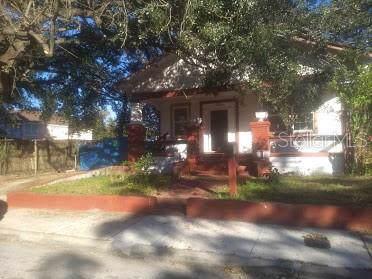 3107 N 17TH Street, Tampa, FL 33605 (MLS #T3214171) :: Team Bohannon Keller Williams, Tampa Properties