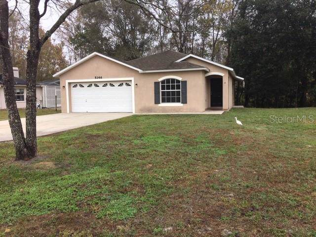 5146 Eagle Boulevard, Land O Lakes, FL 34639 (MLS #T3214503) :: The Duncan Duo Team