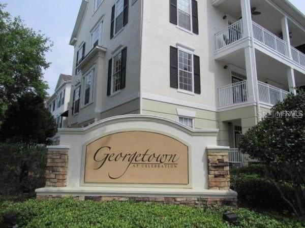 239 Longview Avenue #102, Celebration, FL 34747 (MLS #T3215185) :: Bustamante Real Estate