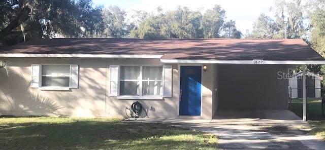 38149 9TH Avenue, Zephyrhills, FL 33542 (MLS #T3217642) :: Team Borham at Keller Williams Realty