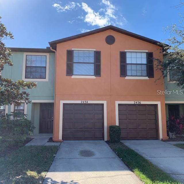 2434 Hibiscus Bay Lane #0, Brandon, FL 33511 (MLS #T3219564) :: Team Bohannon Keller Williams, Tampa Properties