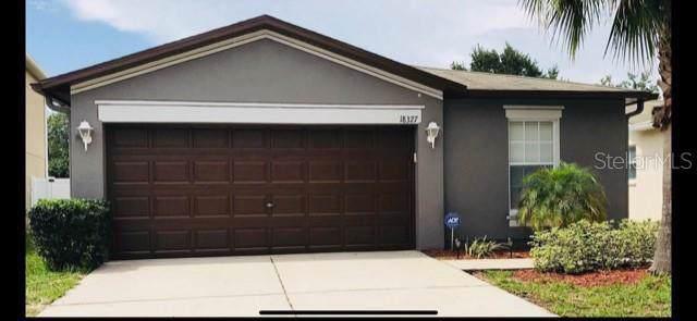 18327 Snowdonia Drive, Land O Lakes, FL 34638 (MLS #T3220038) :: Team Bohannon Keller Williams, Tampa Properties