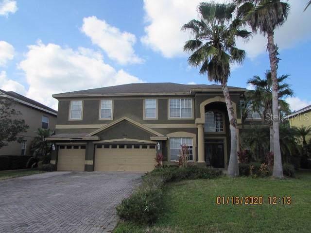 10734 Cory Lake Drive, Tampa, FL 33647 (MLS #T3220351) :: Team Bohannon Keller Williams, Tampa Properties